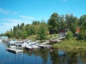 Bayview Lodge - Baudette MN