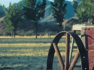 Butterfield Ranch Resort - Julian CA