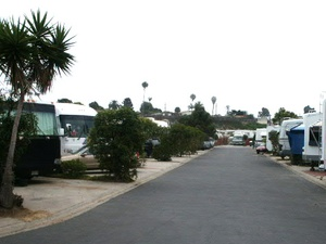 Oceanside RV Park - Oceanside CA