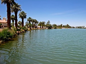 Sunbeam Lake RV Resort - El Centro CA