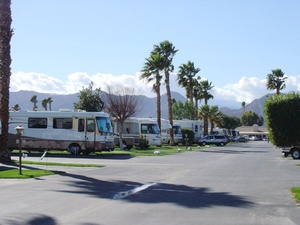 Indian Wells RV Park - Indio CA