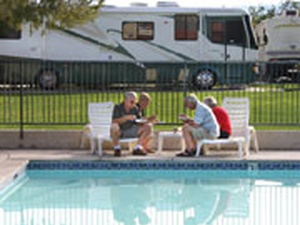 Shadow Hills RV Resort - Indio CA