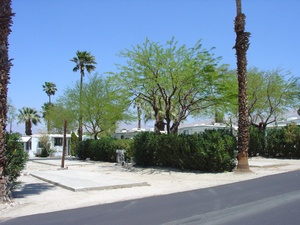 Wagner Mobile Home & RV Park - Desert Hot Springs CA