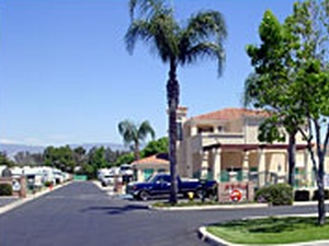 Terrace Village RV Park - Grand Terrace CA