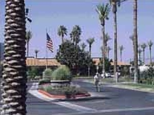 Golden Village Palms RV Resort - Hemet CA