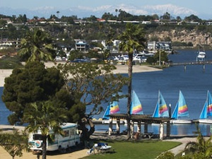 Newport Dunes Waterfront Resort - Newport Beach CA