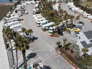 Golden Shore RV Resort - Long Beach CA