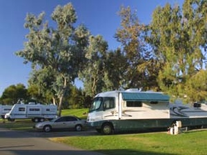 East Shore RV Park - San Dimas CA