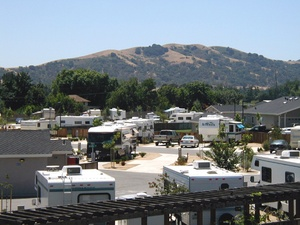 The Garlic Farm RV Park - Gilroy CA