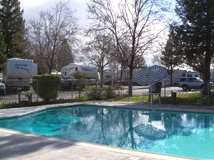 Parkway Lakes RV Park - Morgan Hill CA
