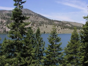 June Lake RV Park - June Lake CA