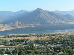 Lake Isabella RV Resort - Lake Isabella CA