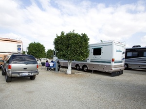 Orange Grove RV Park - Bakersfield CA