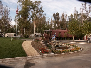 Midway RV Park - Vacaville CA