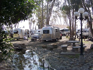 Vineyard RV Park - Vacaville CA