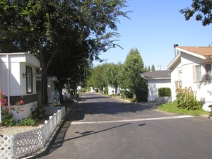 Sutter Street Mobile Home Park - Yuba City CA