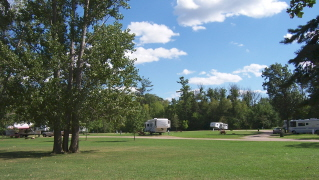 Lum Park Campground - Brainerd MN