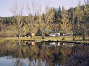 Trinity River Resort and RV Park - Lewiston CA