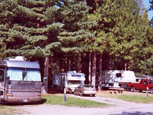 Mount Shasta City KOA - Mount Shasta CA