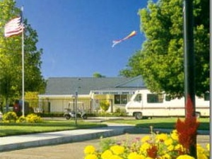 Red Bluff RV Park - Red Bluff CA