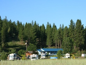 Eagles Nest RV Park - Tionesta CA