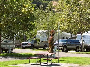 Benbow Valley RV Resort & Golf Course - Garberville CA