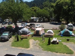 River Bend Resort - Forestville CA