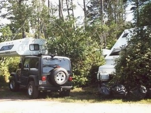 Woodside RV Park & Campground - Fort Bragg CA