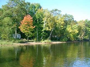 Lake Chippewa Campground - Hayward WI