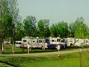 Roughrider Campground - Minot ND
