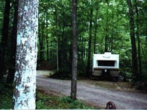 West Bay Camping Resort - Rhinelander WI