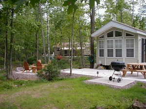 Indian Shores Camping Resort - Woodruff WI