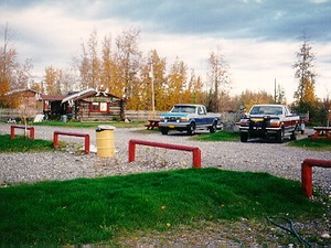 Nenana Valley RV Park - Nenana AK