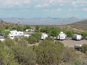 Blake Ranch RV Park - Kingman AZ