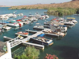Sand Point Marina & RV Resort - Lake Havasu City AZ