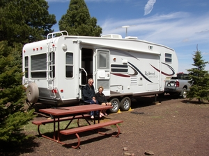 Mormon Lake Lodge RV Park - Mormon Lake AZ