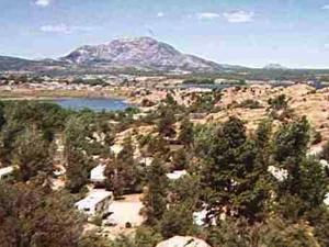 Point of Rocks Campground - Prescott AZ