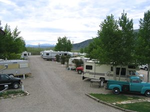 Red Mountain RV Park - Kremmling CO