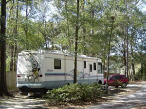 Cedar Pines RV Campground - Milton FL