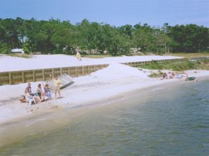 Magnolia Beach Campground - Navarre FL