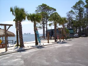 Navarre Beach Campground - Navarre FL