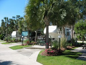 Emerald Coast RV Beach Resort - Panama City Beach FL