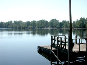 McIntosh Lake RV Park & Campground - Townsend GA