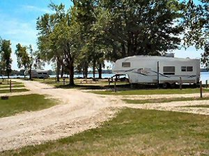Lakeside Marina and Campground - Lakeside IA
