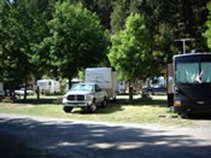 Wolf Lodge Campground - Coeur d-Alene ID