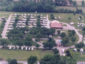 Elkhart Campground - Elkhart IN