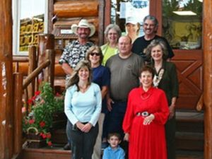 Ponderosa Campground - Cody WY