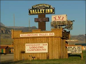 Yellowstone Valley Inn - Cody WY
