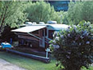 Owl Creek Kampground - Riverton WY
