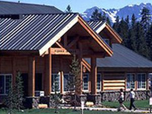 Flagg Ranch Resort - Moran WY